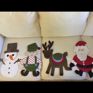 Pottery Barn Kids Holiday Placemats